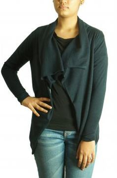 Buy Online Cool navy blue jacket by Todi - 2014