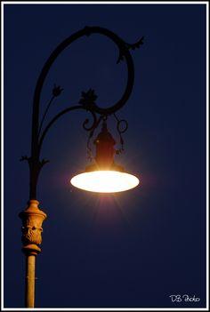 Ferrara street lamp