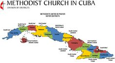 Methodists United In Prayer: Florida Methodist Churches finding sister churches in Cuba