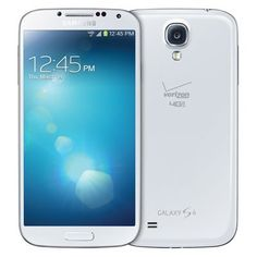cool Samsung SCH-i545 - Galaxy S4 16GB Android Smartphone - Verizon + GSM - White (Certified Refurbished)