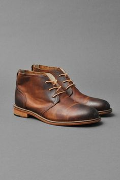 Chukka boots are not just for the fall and winter seasons... wear them all year long! www.trunkclub.com/mclay