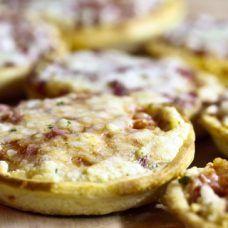 Minipizza de Frango