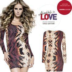 #amorqueroLP #lancaperfume #lplovers #vestido eshop.lancaperfume.com.br