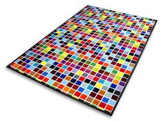 "Entrance Mat Colour Festival - A Festival of Colours at your Entrance Door Plenty of bright, cheerful colours come together in this fun design entrance mat Colour Festival. Why use ugly, inferior entrance mats when the ""Festival""  looks like a party and lasts for years? This ""Use"
