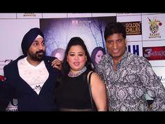 Bharti Singh, Sudesh Lehari & Raju Srivastav at music launch of film Come Back To Me.