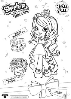 If you love Shopkins, then you'll love Shoppies. Print all of our Shoppies coloring pages for free and color your heart out. Shopkins Coloring Pages Free Printable, Shopkin Coloring Pages, Cute Coloring Pages, Coloring Pages For Girls, Cartoon Coloring Pages, Coloring For Kids, Coloring Books, Disney Princess Coloring Pages, Disney Princess Colors