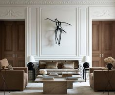 A very chic Chicago home designed by Atelier AM