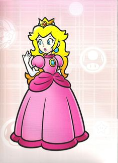 This is a gallery of images featuring Princess Peach. Super Mario Princess, Mario And Princess Peach, Little Princess, Super Mario Bros Nintendo, Peach Mario, Princesa Peach, Mario Bros., Super Smash Bros, 3 Things