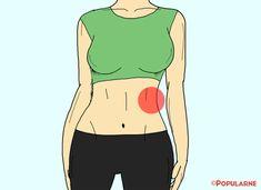 W zależności od lokalizacji, ból brzucha może mieć wiele przyczyn. Sprawdź, jaki może być powód
