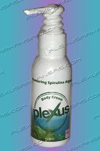 Plexus Body Cream is a unique skin renewing cream with Spirulina Algae and  Activated Charcoal. It removes age-advancing toxins and impurities from the skin. Also contains a Rich Blend of Aloe Barbadensis (Aloe Vera Gel), Sweet Almond Oil, Grape Seed Oil, Evening Primrose Oil, Lavender Oil and Rosaceae Oil.  Plexus Body Cream brings new life and vibrancy to your skin!  - See more at: http://www.elizabethours.myplexusproducts.com/body-cream#sthash.00Rs5LrB.dpuf