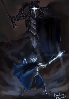 Fingolfin- greatest of elves battles Forgot the high Lord of Darkness ~ The Silmarilion