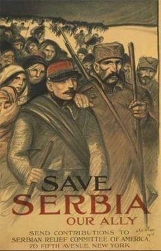 US poster WW I