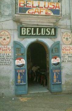 Bellusa Cafe l Malta Direct will help you plan an incredible getaway - Modern Malta History, Malta Gozo, Beautiful Islands, Beautiful Places, Malta Island, The Old Days, Mediterranean Sea, Coffee Cafe, Tents