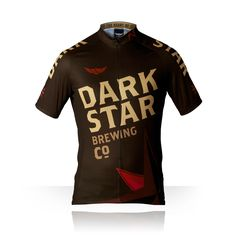 Morvelo Dark Star cycling jersey.