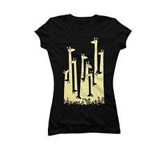 Giraffe Double Vision Women's Small Black Graphic T Shirt - Design By Humans Design By Humans http://www.amazon.com/dp/B00MNDZDLI/ref=cm_sw_r_pi_dp_pOK2vb0HJWPYP