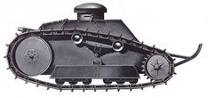 Ford-M1918-WWI-Tank | Vehicles |