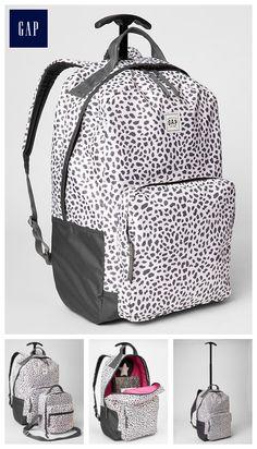 aae6605fc2f0 9 Best Rolling backpacks images