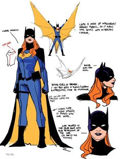 Dc Comics Heroes, Marvel Comics Art, Dc Comics Characters, Batman Comic Art, Joker Art, Comic Character, Character Design, Batman Redesign, Dc Batgirl