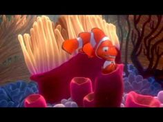 Finding Nemo...Primer día de escuela...so great for Spanish class!!
