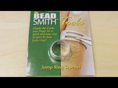 How to use the Jump Ring Opener Tool (demo) - YouTube