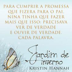 JARDIM DE INVERNO - Lançamento de Abril da Editora Novo Conceito!