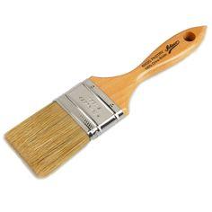 Ateco® Natural Boar Bristle Flat Pastry Brushes | Sur La Table