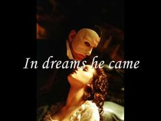 Dear Orpheus,   I still hear your song...   Eternally,  -Eurydice   Nightwish - Phantom of the Opera (lyrics)