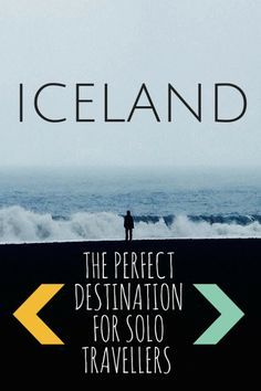 Give Solo Travel a go in Iceland