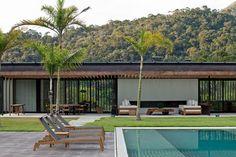 Bernardes + Jacobsen Arquitetura designed the stunning JN House in Itaipava, Rio de Janeiro, Brasil. Completed in 2011