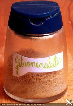 Zitronenpfeffer, selbstgemacht (Rezept mit Bild) von iobrecht   Chefkoch.de