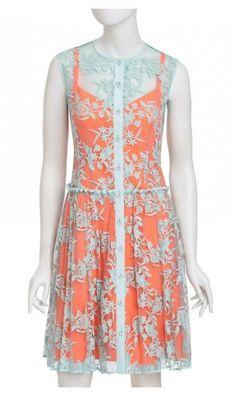 Nanette Lepore Varsity Dress