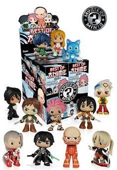 Mystery Minis Blind Box: Best of Anime Series 1