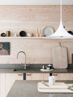 10 Modern Kitchens With Natural Wood Cabinets   Apartment Therapy