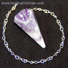 Chevron Amethyst Metaphysical - Daily Crystal Nugget - Information About Crystals As A Healing Tool