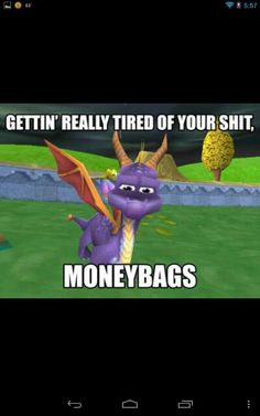 Spyro was literally my childhood
