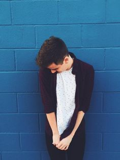 Aww Connor your so cute