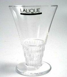 Lalique Bourgueil Red Wine Glass #3 . $296.00. Lalique Bourgueil Red Wine Glass #3