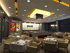 Дизайн интерьера кафе ресторана