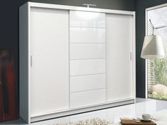 Wardrobe Athens 2 Dimensions: Width: 250 cm / Height: 215 cm / Depth: 61 cm / Available colour: wenge + mirror oak +mirror plum + mirror white + white glass Made of high quality MDF board and PVC Wardrobe Sale, White Wardrobe, Mirrored Wardrobe, Wardrobe Storage, Modern Wardrobe, Bedroom Wardrobe, Wardrobe Closet, Wardrobe Design, Home Bedroom