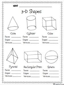 Amazing 3D shapes lesson ideas that will have your students building, making real connections and getting creative!