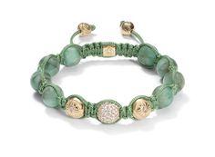 Shamballa Jewels émeraudes