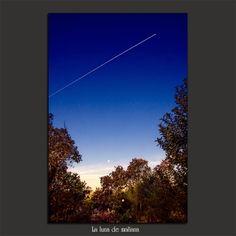 Meridiana claridad: La luna de mañana
