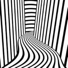 Op art, also known as optical art, is a style of visual art that uses optical illusions. Op art works are abstract, with many better-known pieces created in black and white. Illusion Kunst, Illusion Drawings, Op Art Lessons, Art Optical, Optical Illusion Art, Optical Illusions Drawings, Illusions Mind, How To Draw Illusions, Optical Illusions For Kids