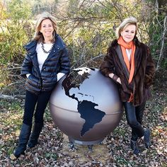 Taigan CEO Elizabeth Nichols and Founder Mary Catherine McClellan featured in StyleBlueprint