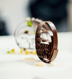 Barry Callebaut intricate desserts in Belgian chocolate Hot Chocolate Sauce, Personalized Chocolate, 3d Printing Technology, Chocolate Decorations, Belgian Chocolate, 3d Prints, Plant Based Protein, Patent Prints, Bespoke Design