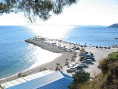 Beach on Meje, Croatia