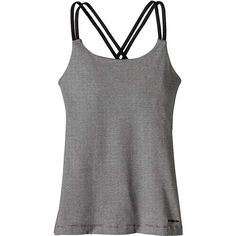 Patagonia Women's Cross Back Tank ($36) ❤ liked on Polyvore