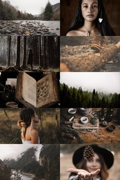 pacific northwest witch aesthetic (more here)