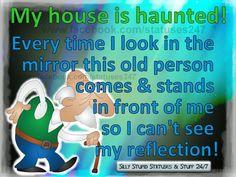 someecards paranormal | Via Betti Grubbs