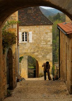 Castelnaud: Photo by Photographer Sigfrid Lopez - photo.net